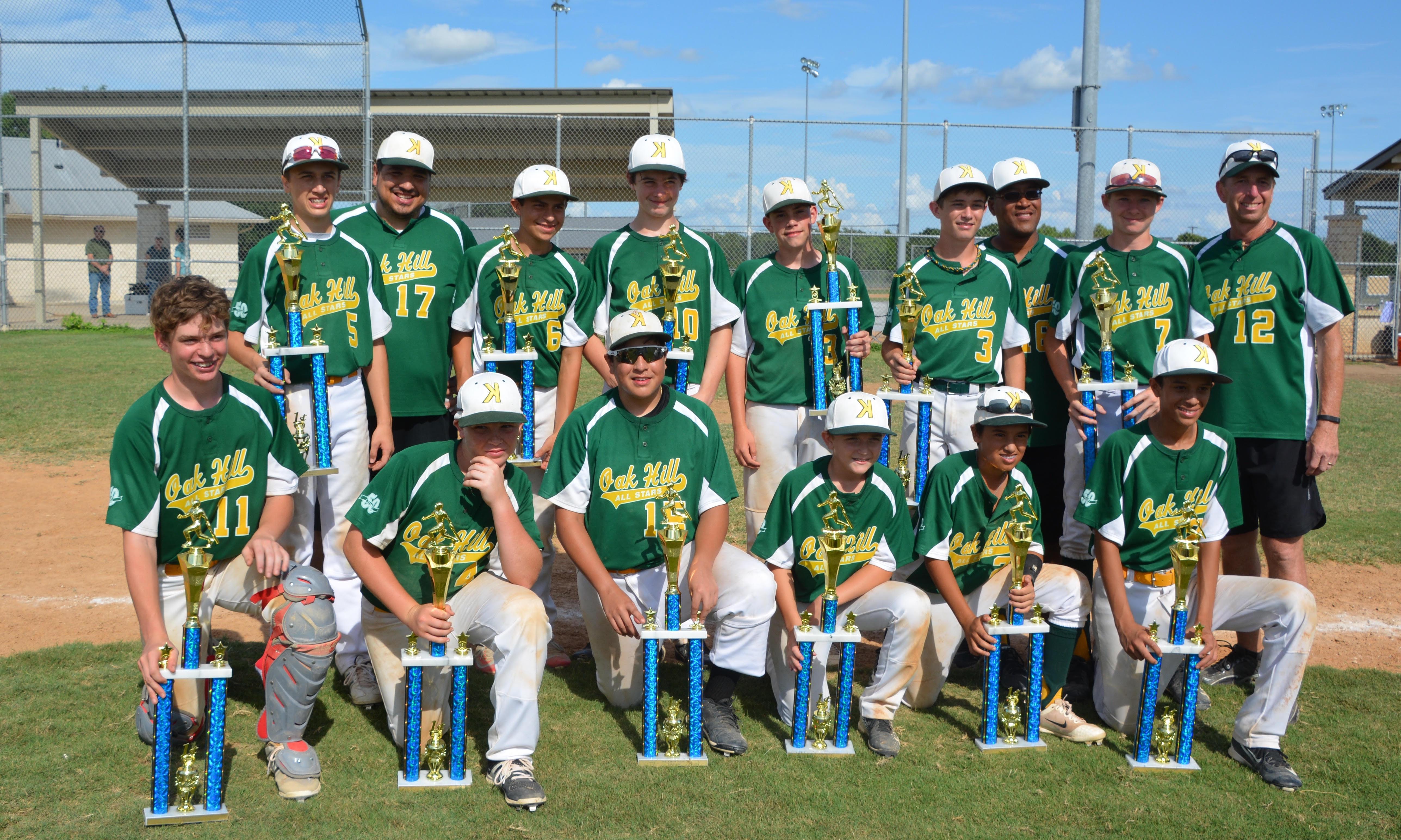 Home Oak Hill Youth Sports Association
