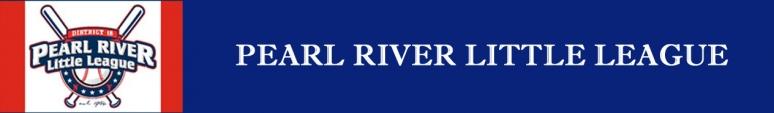 PEARL RIVER LITTLE LEAGUE